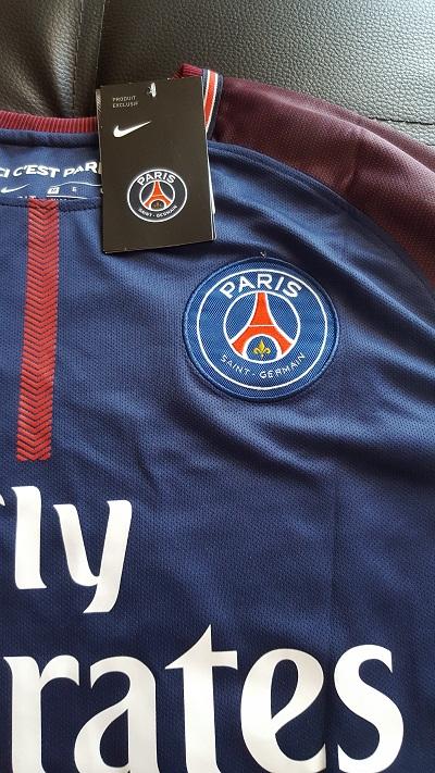 2017 2018 חולצת פריז סן ז רמן Psg ניימאר 10 חולצות וחליפות כדורגל של ליגת העל ספורט ספוט